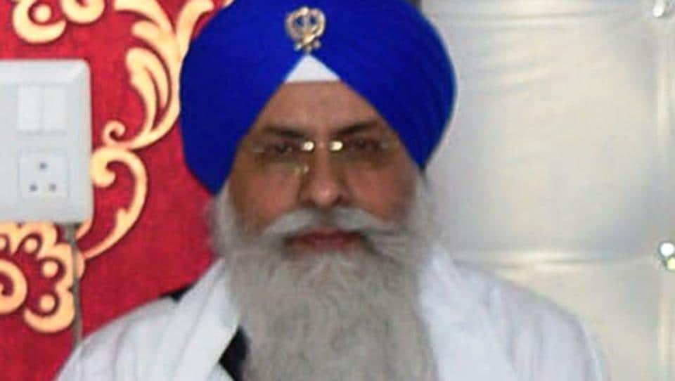Giani Iqbal Singh has purportedly succumbed to the diktat from Giani Gurbachan Singh, jathedar (head priest) of the Akal Takht in Amritsar.