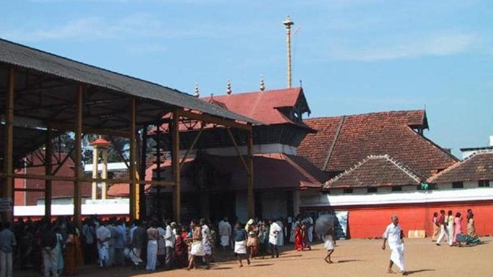 According to the rules and regulations of the famed Guruvayoor Sree Krishna Temple of Kerala, entry is barred to non-Hindus and in case the entry of a non-Hindu comes to attention, then a purification ceremony is conducted by the temple authorities.