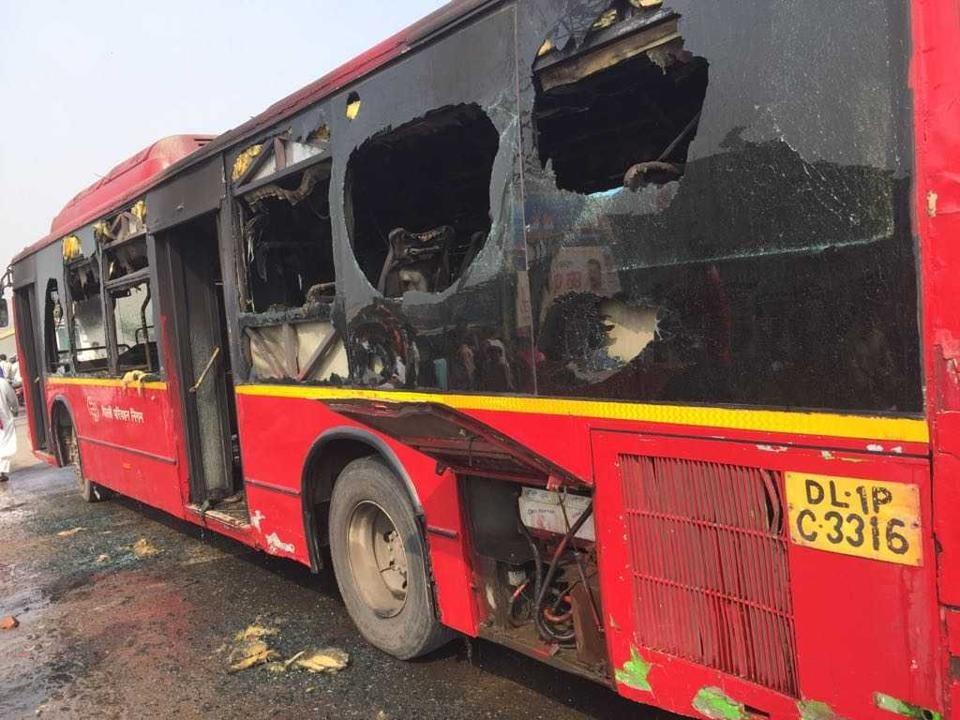 DTC bus,delhi,delhi news