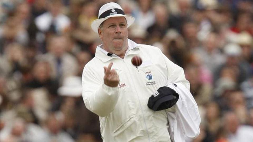Darrell Hair officiated in 78 cricket Tests from 1992 to 2008.