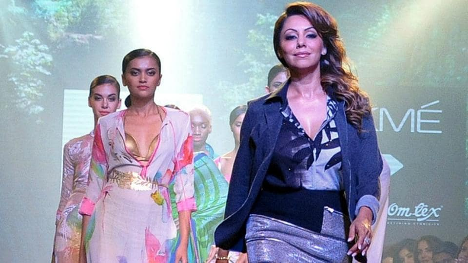 fde49b78e6d Celebrity interior designer Gauri Khan to launch her maiden rug collection  in Paris