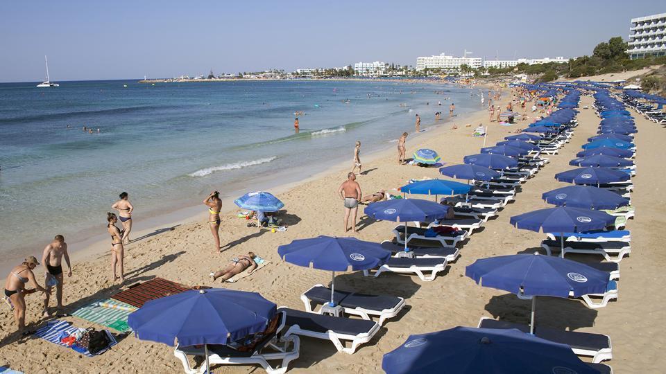 Travel,Cyprus,Tourist