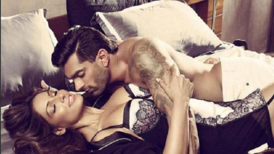 Bipasha Basu,Karan Singh Grover,Condom ad