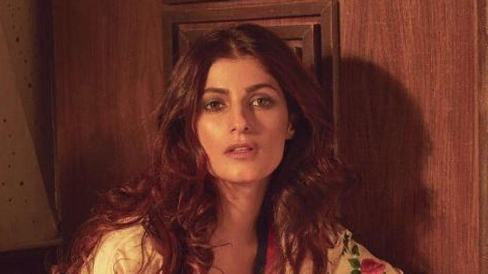 Major props to actor-turned-author, Twinkle Khanna, who went all out with the pyjama look, while posing for a fashion magazine.