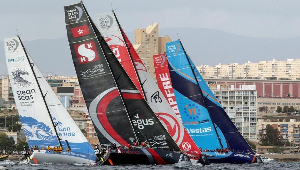 Volvo Ocean Race,yacht,race