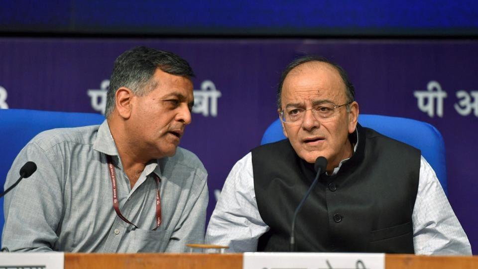GST,Demonetisation,BJP