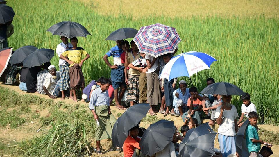 Bangladesh,Myanmar,Rohingyas