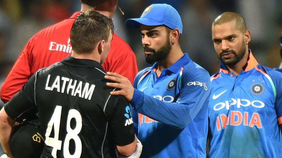 India face New Zealand in the 2nd ODI encounter in Pune on Wednesday.