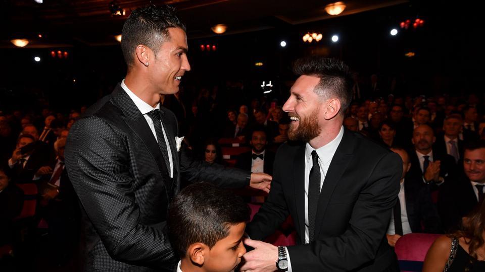 Cristiano Ronaldo,Lionel Messi,Real Madrid C.F.