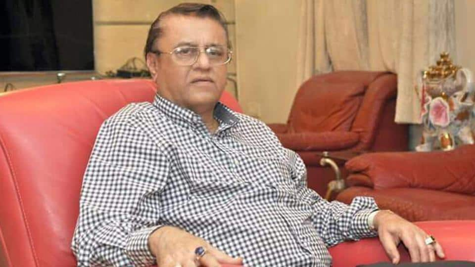Dhariwal, chairman of Manikchand group of companies, was suffering from cancer.