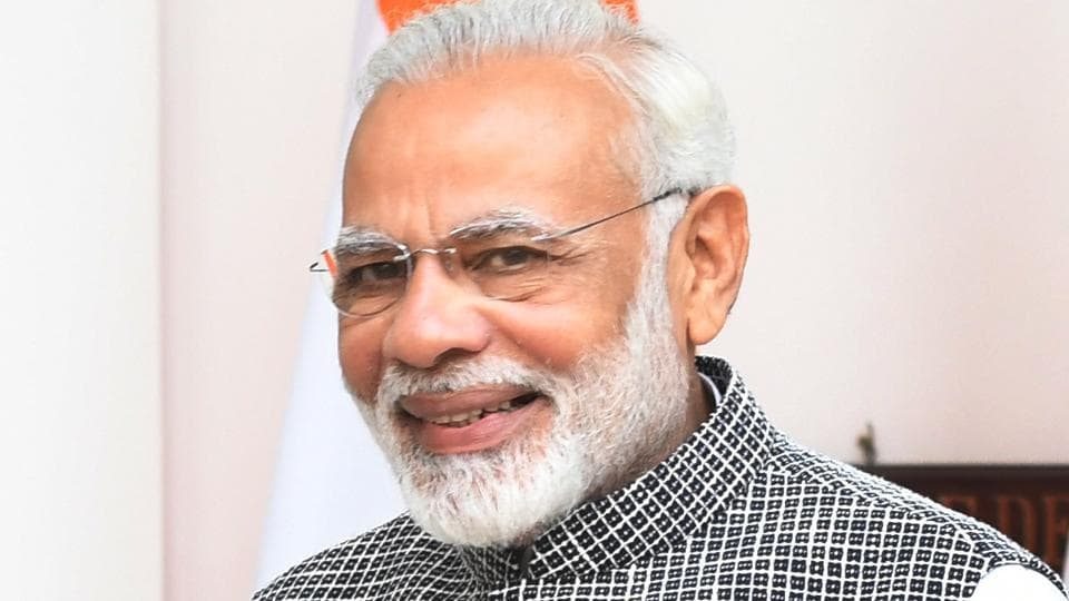 Prime Minister Narendra Modi,LBS Academy,Mussoorie
