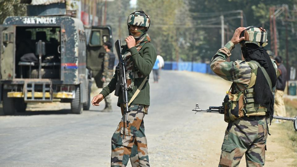 Jammu and Kashmir,Dineshwar Sharma,Terror talks