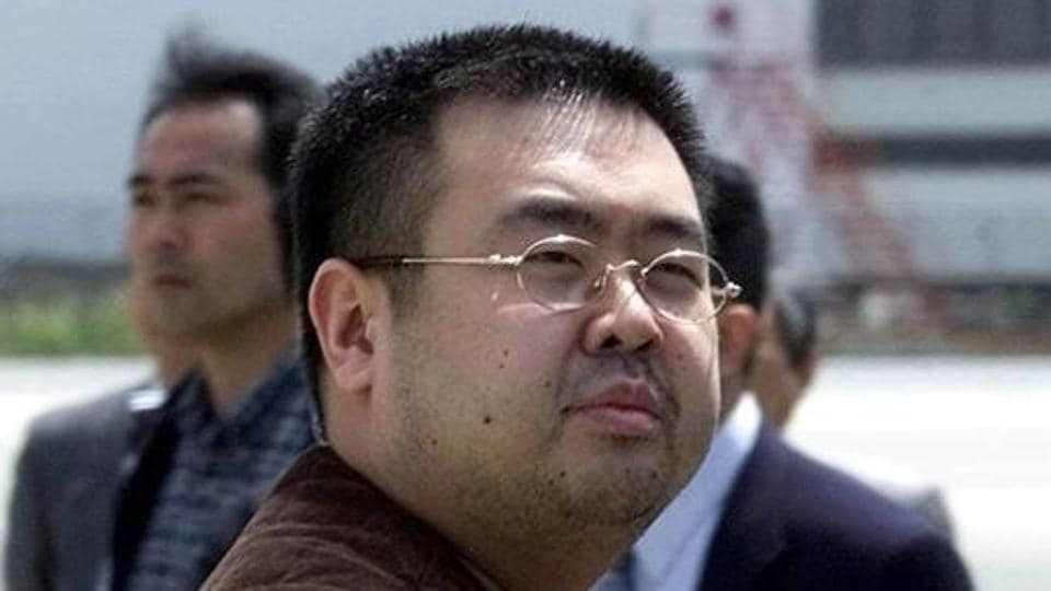 Two women have been accused of killing Kim Jong-Nam on February 13 by rubbing the nerve agent VX on his face.