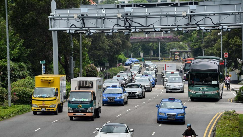 Singapore to freeze number of cars on its roads, expand public ...