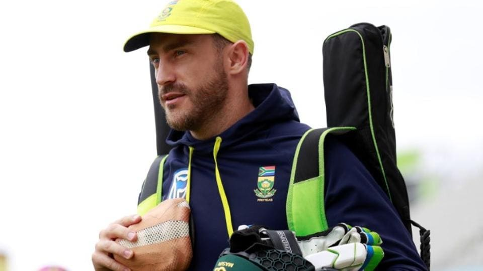 South Africa cricket team skipper Faf du Plessis will miss the two-match Twenty20 International series with Bangladesh starting on Thursday. JP Duminy will captain the side.