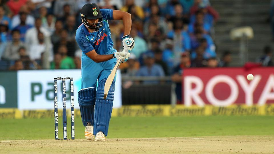 India did not start well as they lost opener Rohit Sharma and captain Virat Kohli very early in the innings. (BCCI)