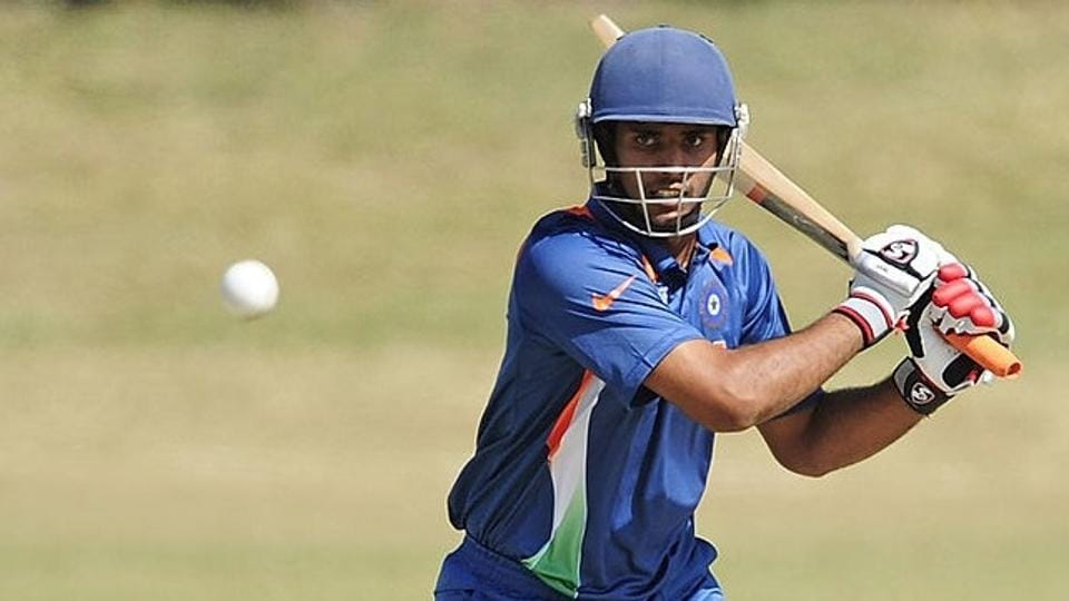 (File pic) Former India U-19 cricket team player Hanuma Vihari, who scored a triple ton for Andhra in their Ranji Trophy match against Odisha on Wednesday, has been in good form right through this season.