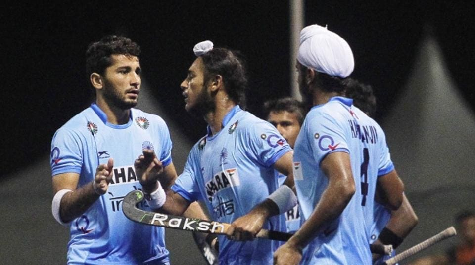 Sultan of Johor Cup hockey,Johor Bahru hockey,Indian junior men's hockey team