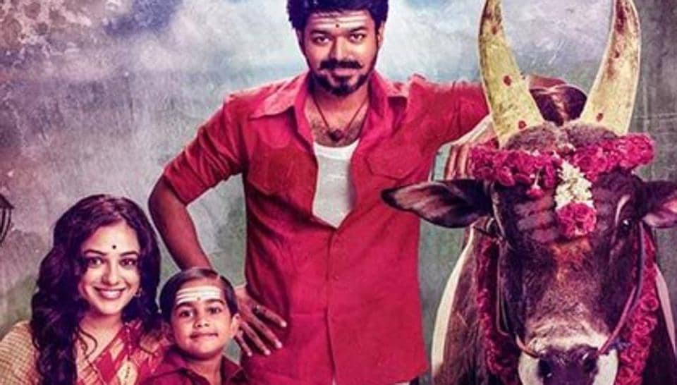 Vijay has released an official statement thanking everyone for supporting Mersal.