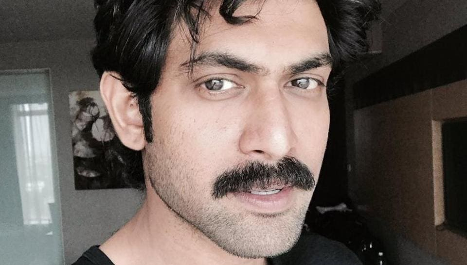 Rana Daggubati goes clean shaven to play a soldier in 1945 ...
