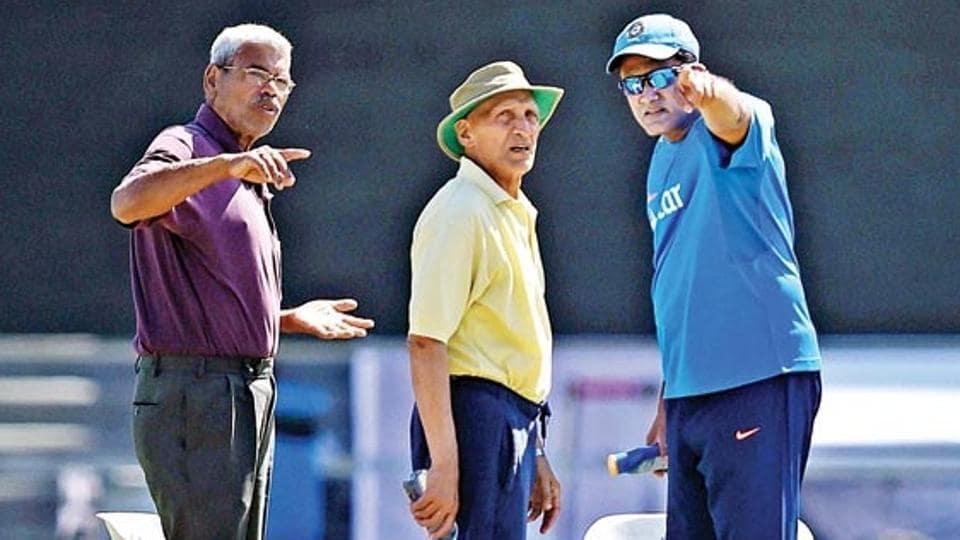 India vs Sri Lanka,Pandurang Salgaonkar,Cricket Pitch