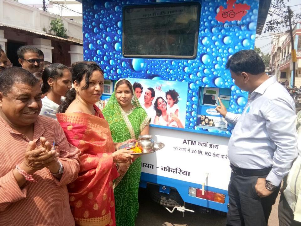 Madhya Pradesh,drinking water,Indore
