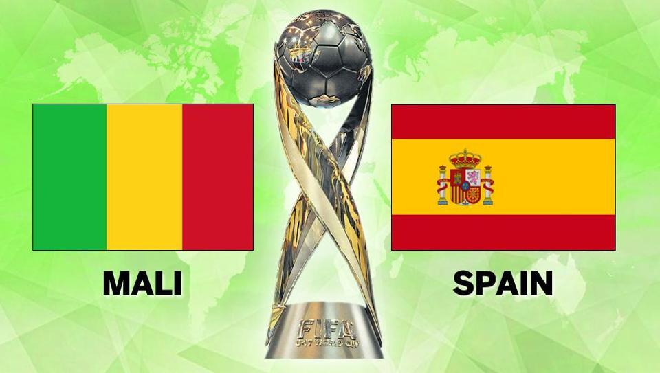 FIFA U-17 World Cup,Mali vs Spain live football score,MLI vs ESP live score