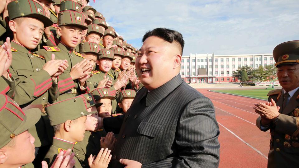 North Korea,China,United States