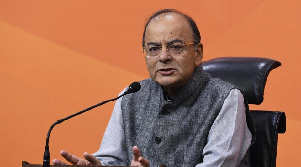 Arun Jaitley declares Nov 8 as anti black money day