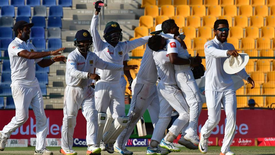 Sri Lanka surprised Pakistan by clean sweeping a 2-Test series in the United Arab Emirates in September-October.