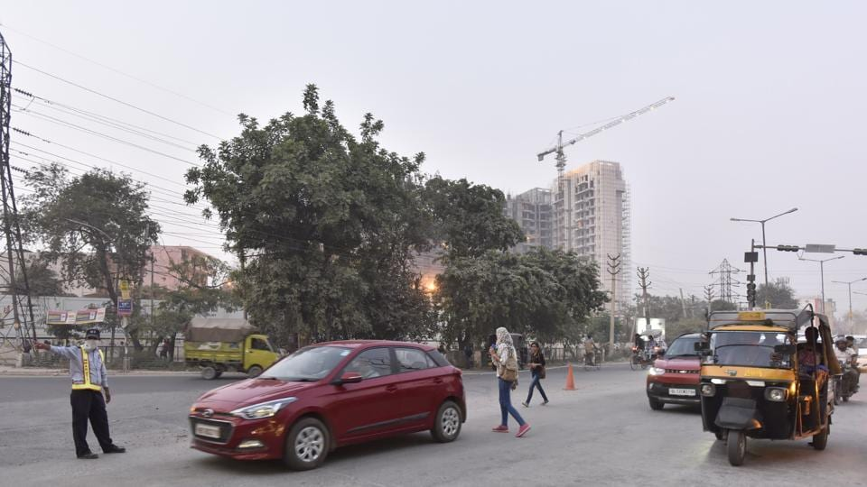 The new design focuses on two broad issues—improving pedestrian facilities because of their high volume and reducing the size of the intersection to make it safer and more manageable.