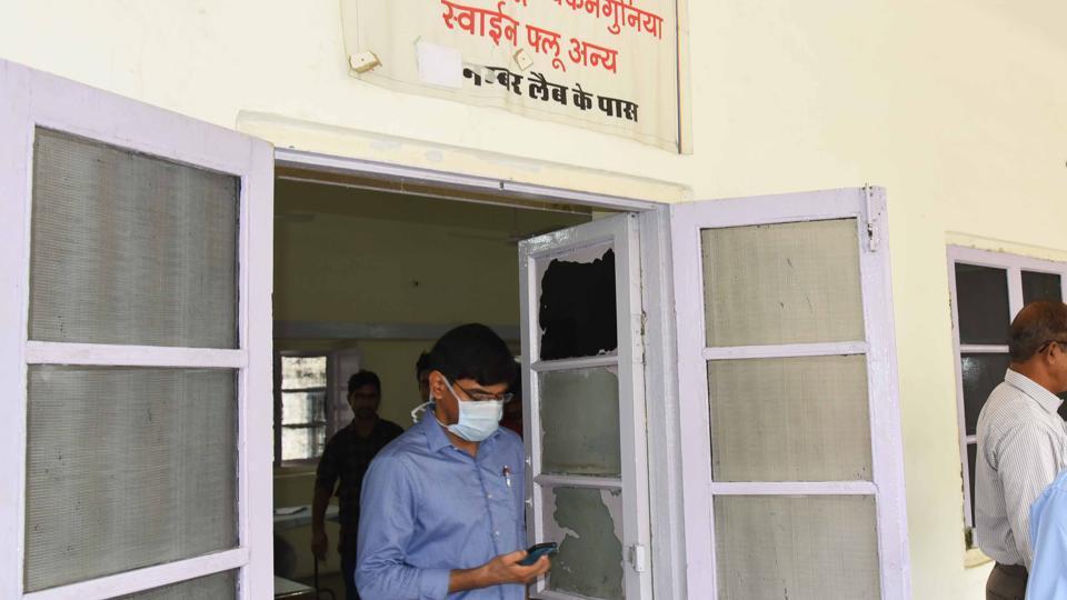 SMS Hospital,Rajasthan,Yunus Khan