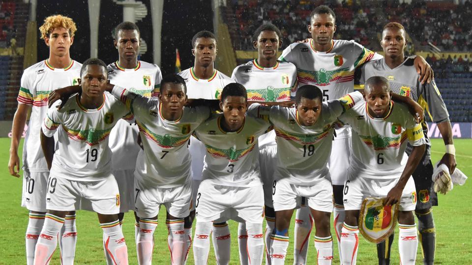 FIFA U-17 World Cup,Mali U-17 football team,Spain U-17 football team