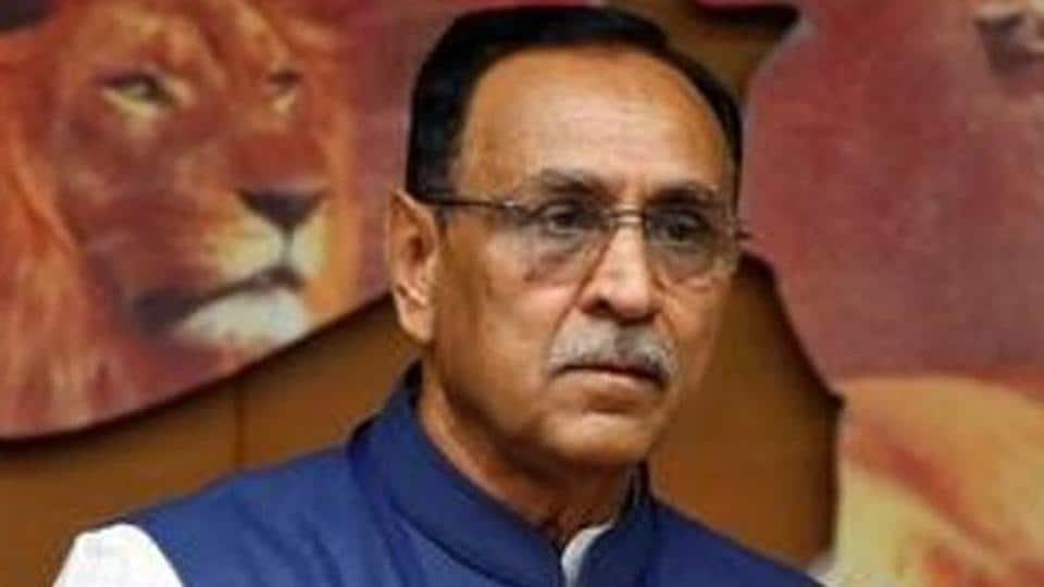 Gujarat chief minister Vijay Rupani says the Congress leadership has surrendered to three youngsters - Hardik Patel, Alpesh Thakore and Jignesh Mevani.