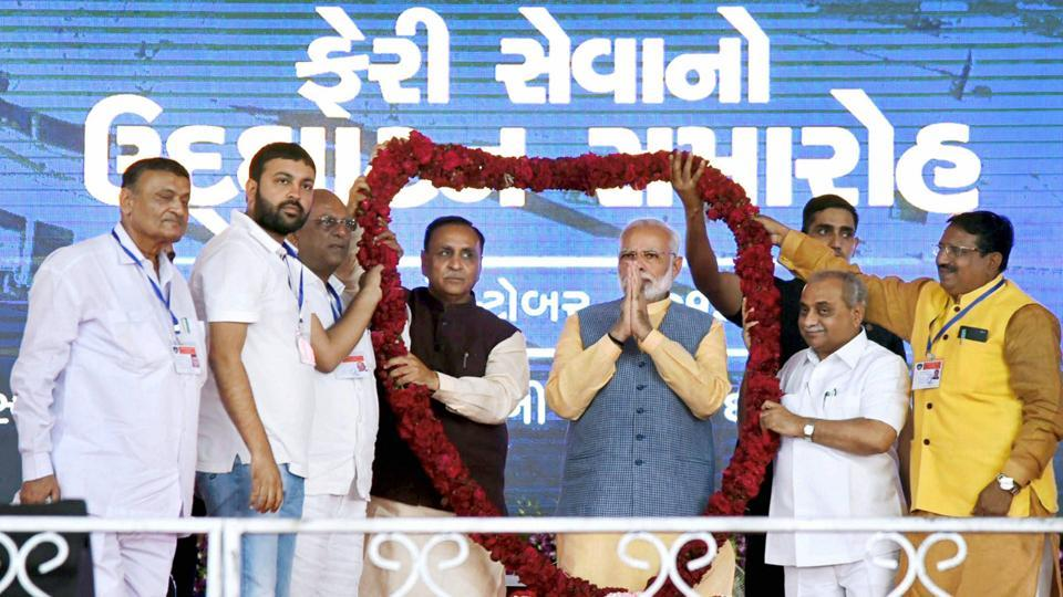 Gujarat polls,Bharatiya Janata Party,Saffron surge
