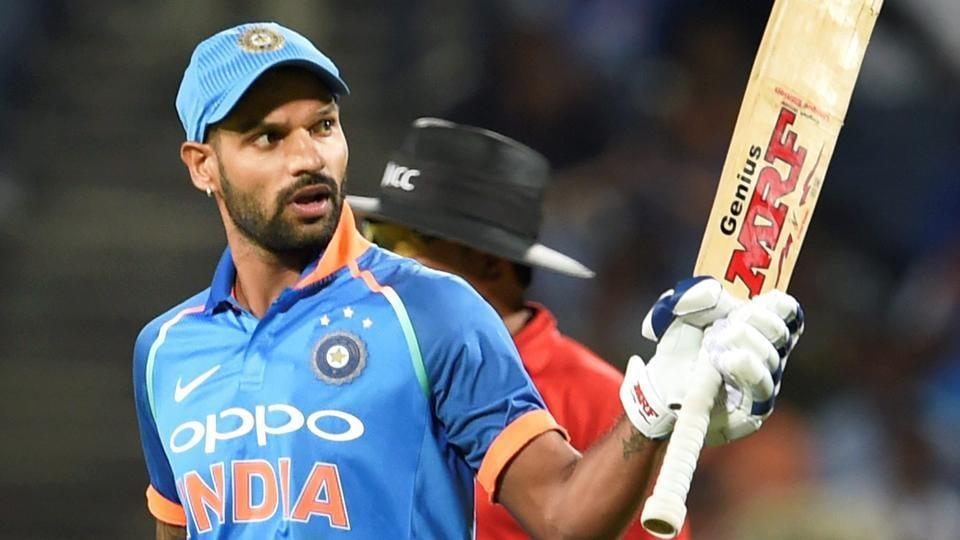India vs New Zealand,Shikhar Dhawan,Indian cricket team