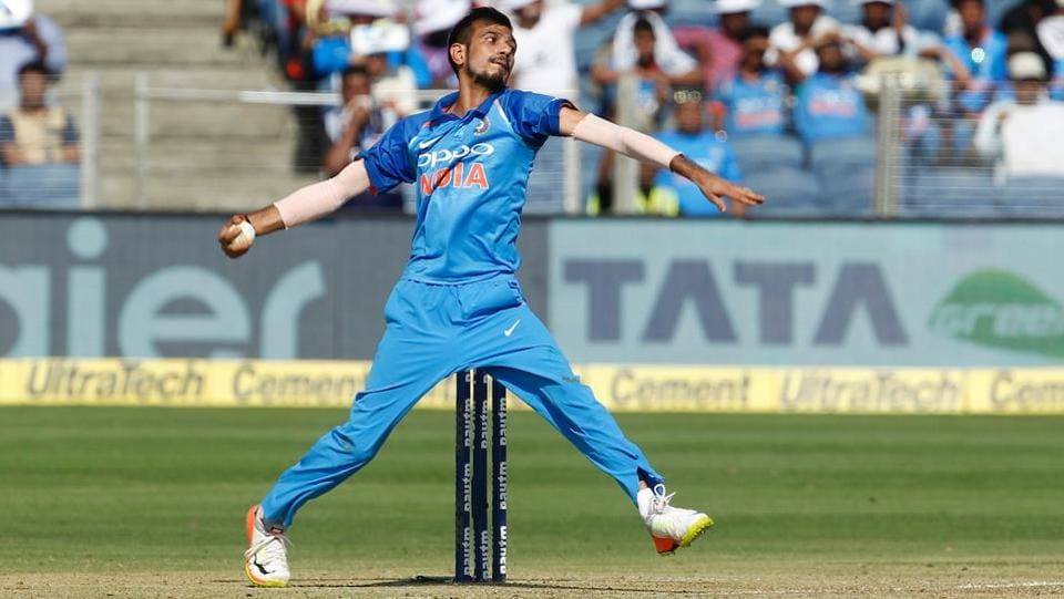 The spinners also got into the act as Yuzvendra Chahal scalped two while Axar Patel picked one to restrict New Zealand to 230/9 off their 50 overs. (BCCI)