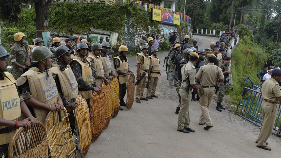 SC to hear Centre's plea on withdrawal of forces from Darjeeling, Kalimpong