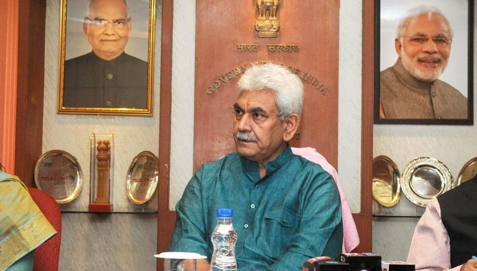 Communications minister  Manoj Sinha said the telecom industry will stabilise in coming days.
