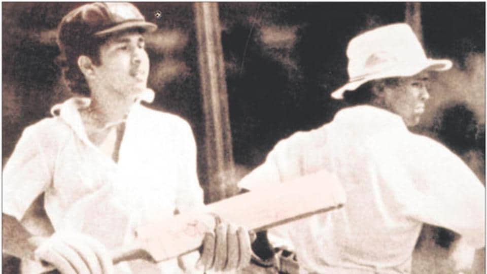 Sachin Tendulkar and Vinod Kambli were involved in a 664-run stand in the semi-finals of The Harris Shield Tournament in 1988.