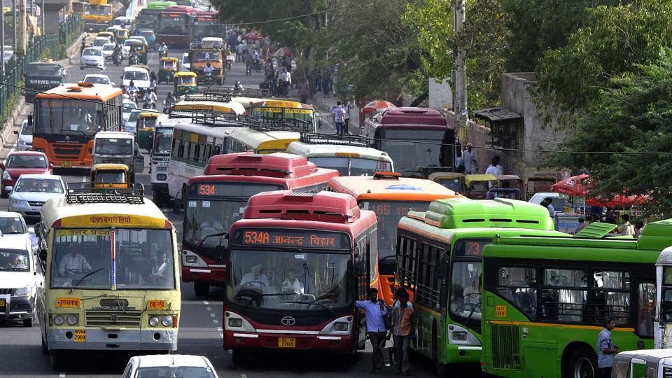 EPCA,pollution,anand vihar delhi news