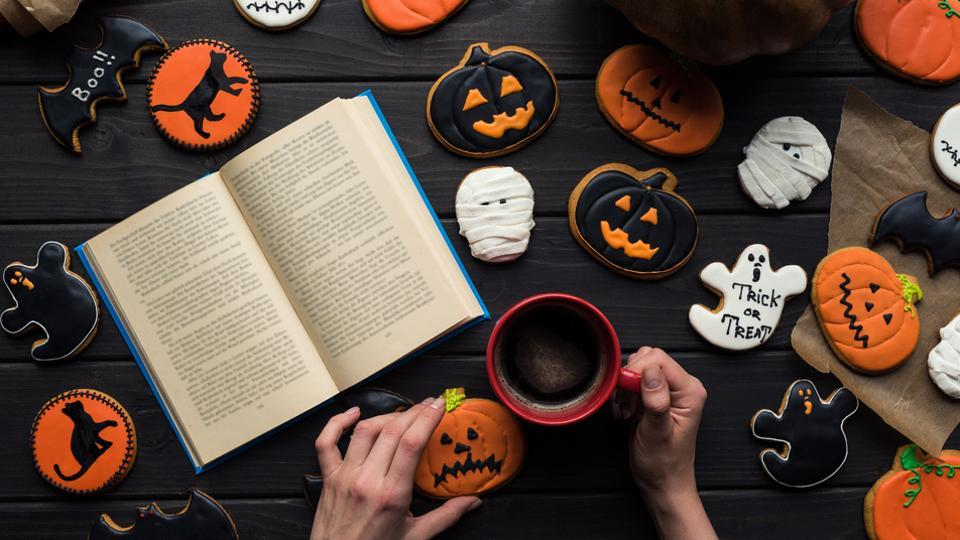 Halloween,Books to read on Halloween,Halloween reading list