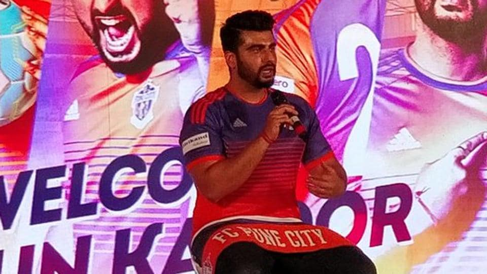 Bollywood actor Arjun Kapoor is a new co-owner of Indian Super League franchise FC Pune City.