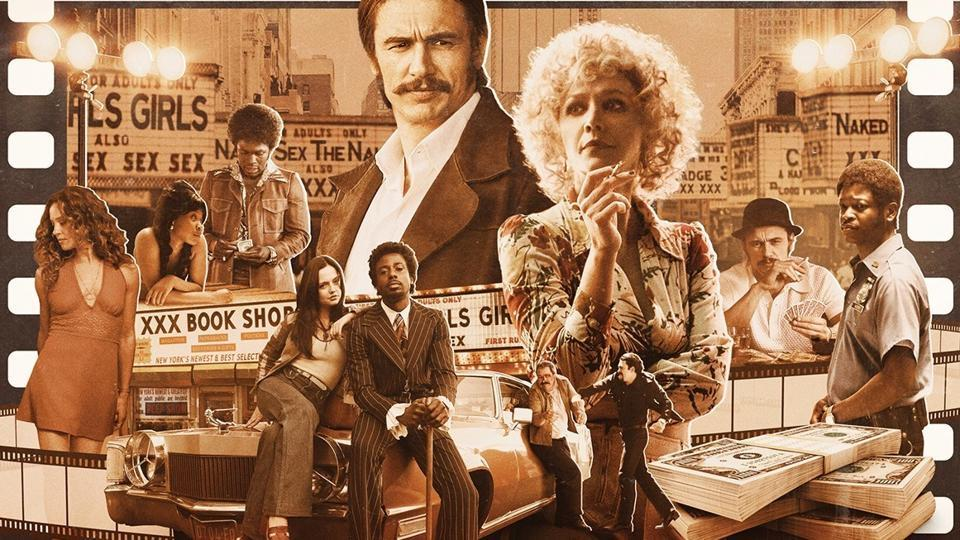 The Deuce is about pimps and policemen, drug dealers, pornographers, gangsters and sex workers – all of whose lives collide on a street corner.