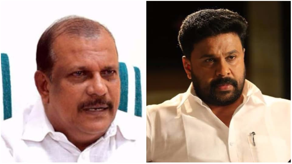 Poonjar MLA PCGeorge claims that Dileep is innocent, attack ex-wife Manju Warrier.