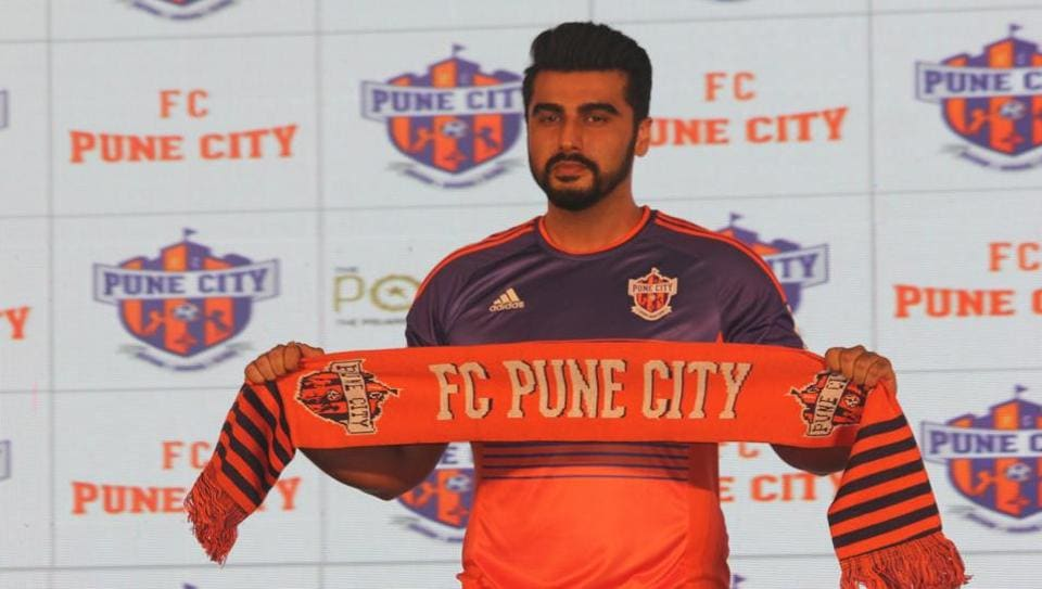 The Rajesh Wadhawan-owned Indian Super League (ISL) franchise FC Pune City on Thursday announced Bollywood star Arjun Kapoor as the new co-owner of the club.