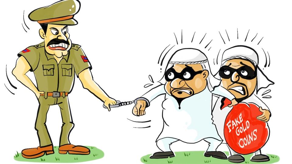 Kurali,Chandigarh,Fraudsters