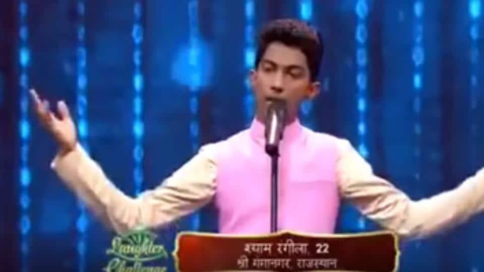 Akshay Kumar,Mallika Dua,Shyam Rangeela
