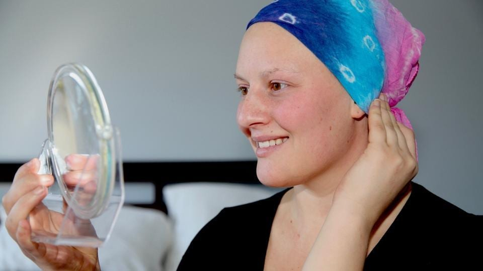 Smile Mirror,Cancer patients,Cancer