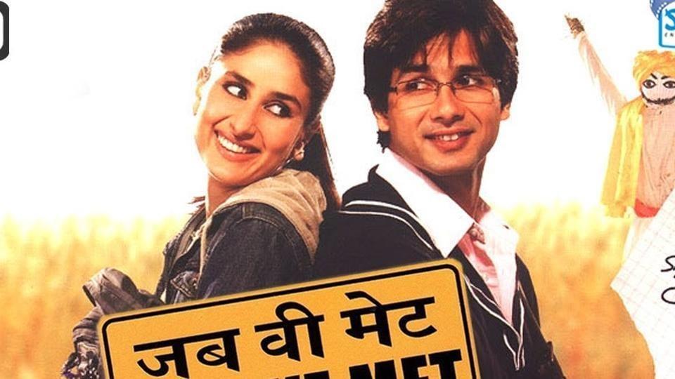 Jab We Met,Shahid Kapoor,Kareena Kapoor